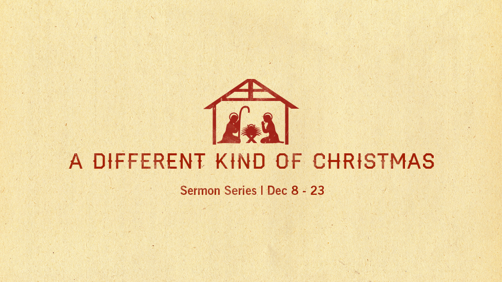 A Different Kind Of Christmas.Highland Park United Methodist Church Sermon Series A